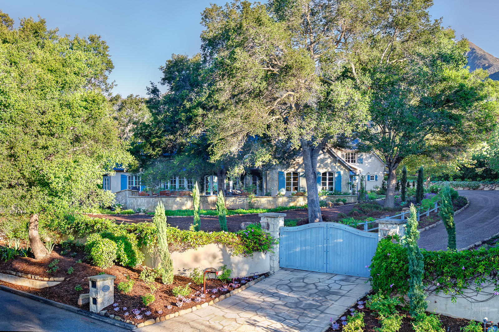Property photo for 640 Stonehouse Ln Santa Barbara, California 93108 - 17-3033