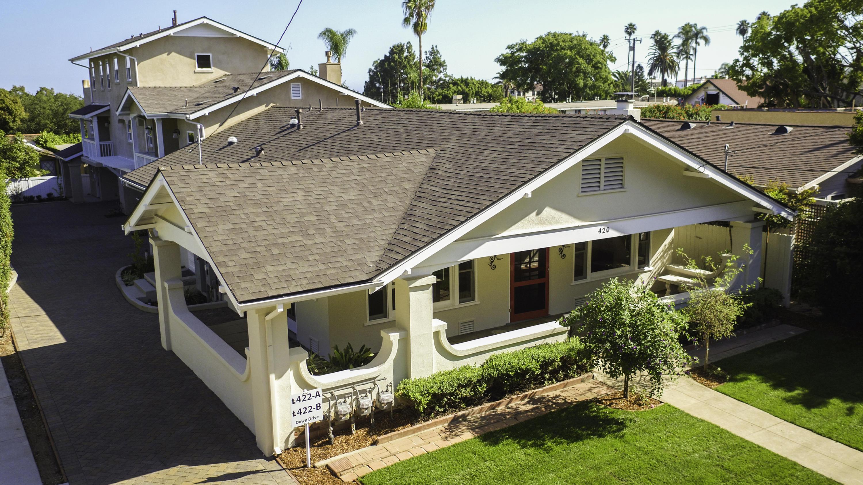 Property photo for 420 E Anapamu St Santa Barbara, California 93101 - 17-2778