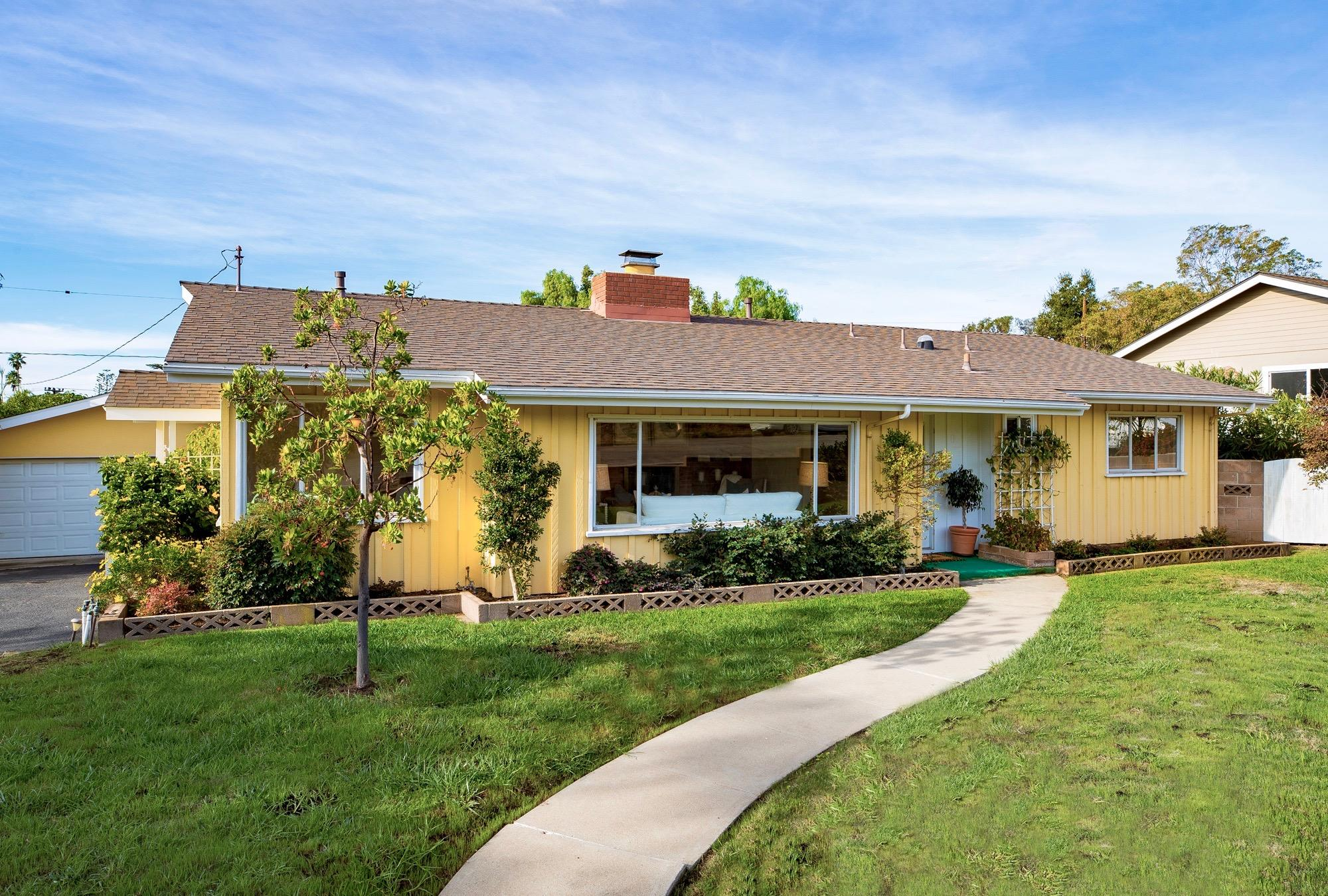 Property photo for 485 Los Verdes Dr Santa Barbara, California 93111 - 17-3866
