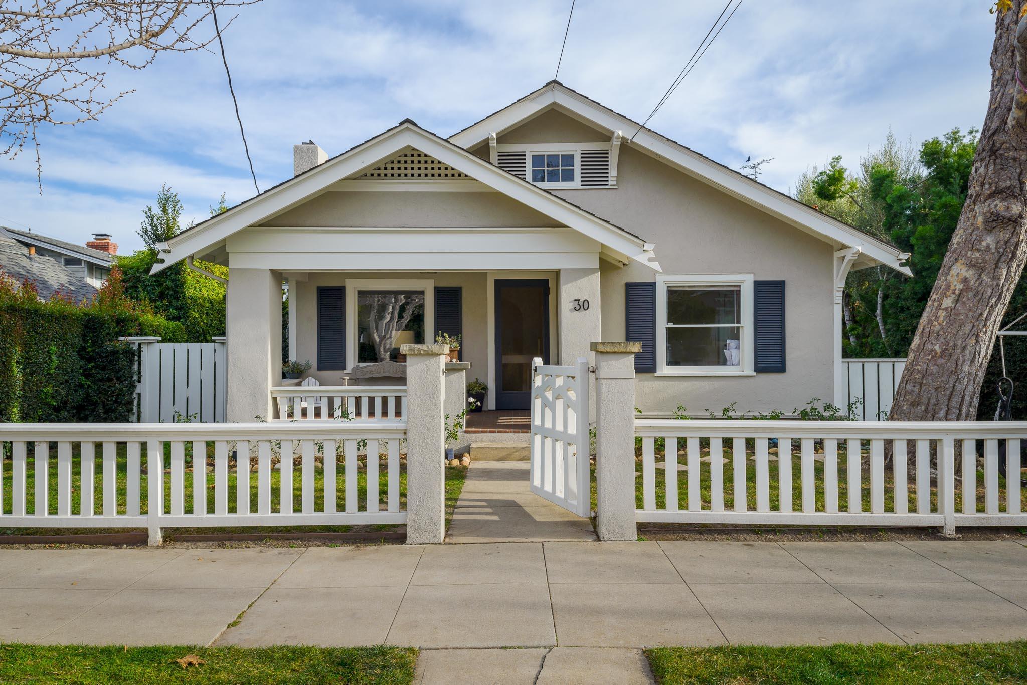 Property photo for 30 E Quinto St Santa Barbara, California 93105 - 18-320