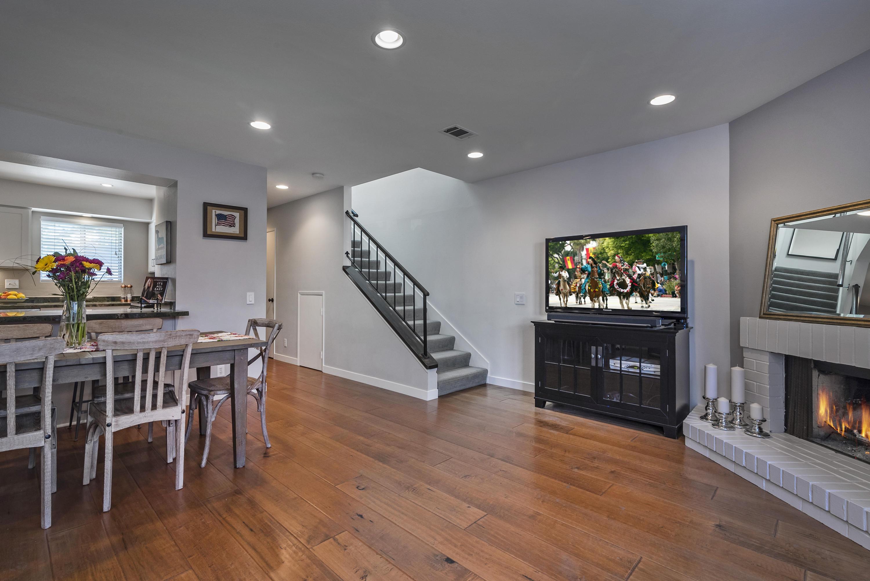 Property photo for 2120 De La Vina St #B Santa Barbara, California 93105 - 18-592
