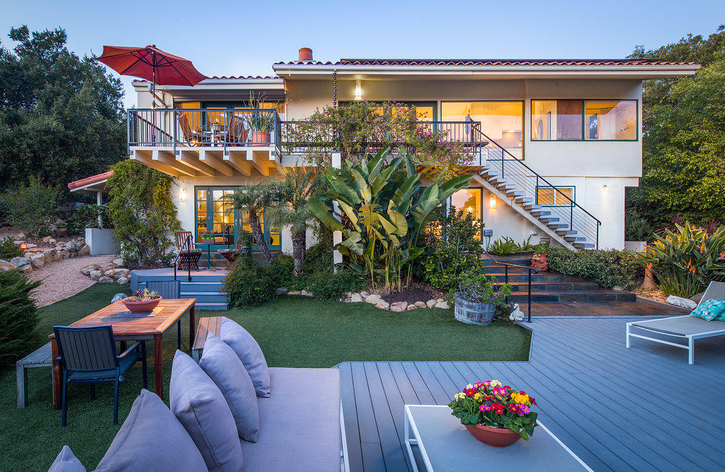Property photo for 1666 Las Canoas Rd Santa Barbara, California 93105 - 18-678