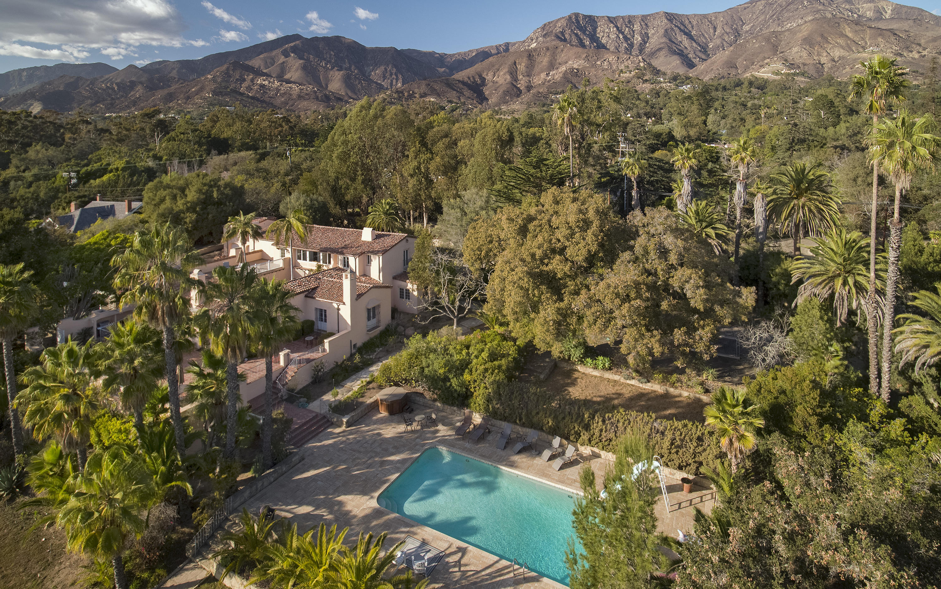 1895 E Valley Rd, Santa Barbara, California
