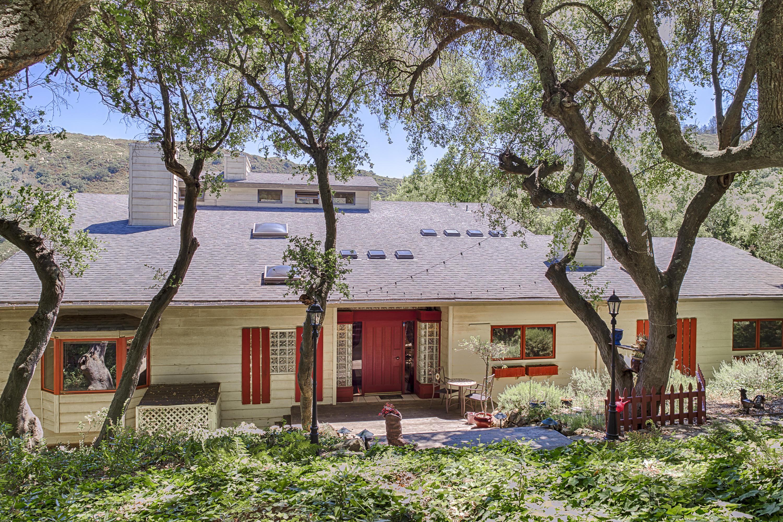 Property photo for 5150 E Camino Cielo Santa Barbara, California 93105 - 18-1497