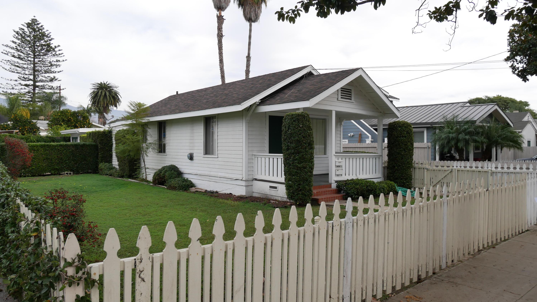 Property photo for 1724 San Andres St Santa Barbara, California 93101 - 18-1838