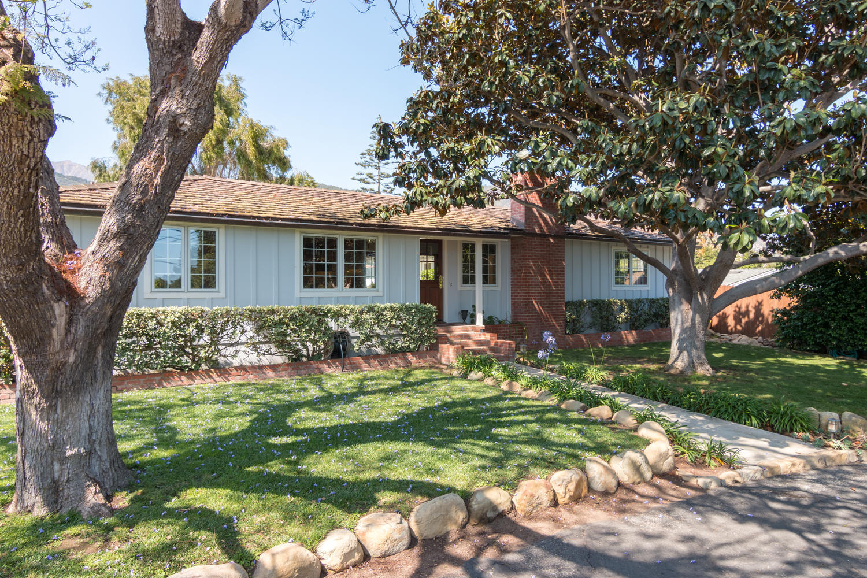 Property photo for 3934 Foothill Rd Carpinteria, California 93013 - 18-2134