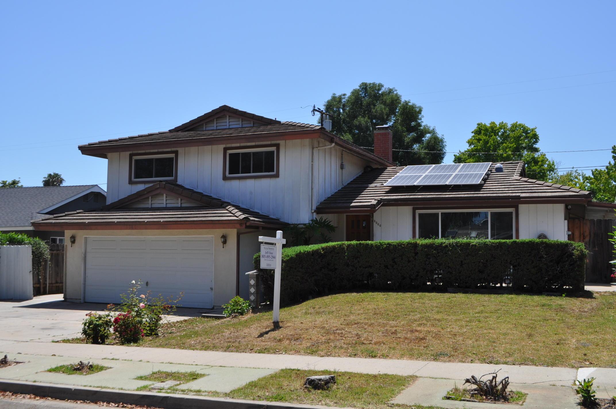 Property photo for 5066 San Julio Ave Santa Barbara, California 93111 - 18-1490