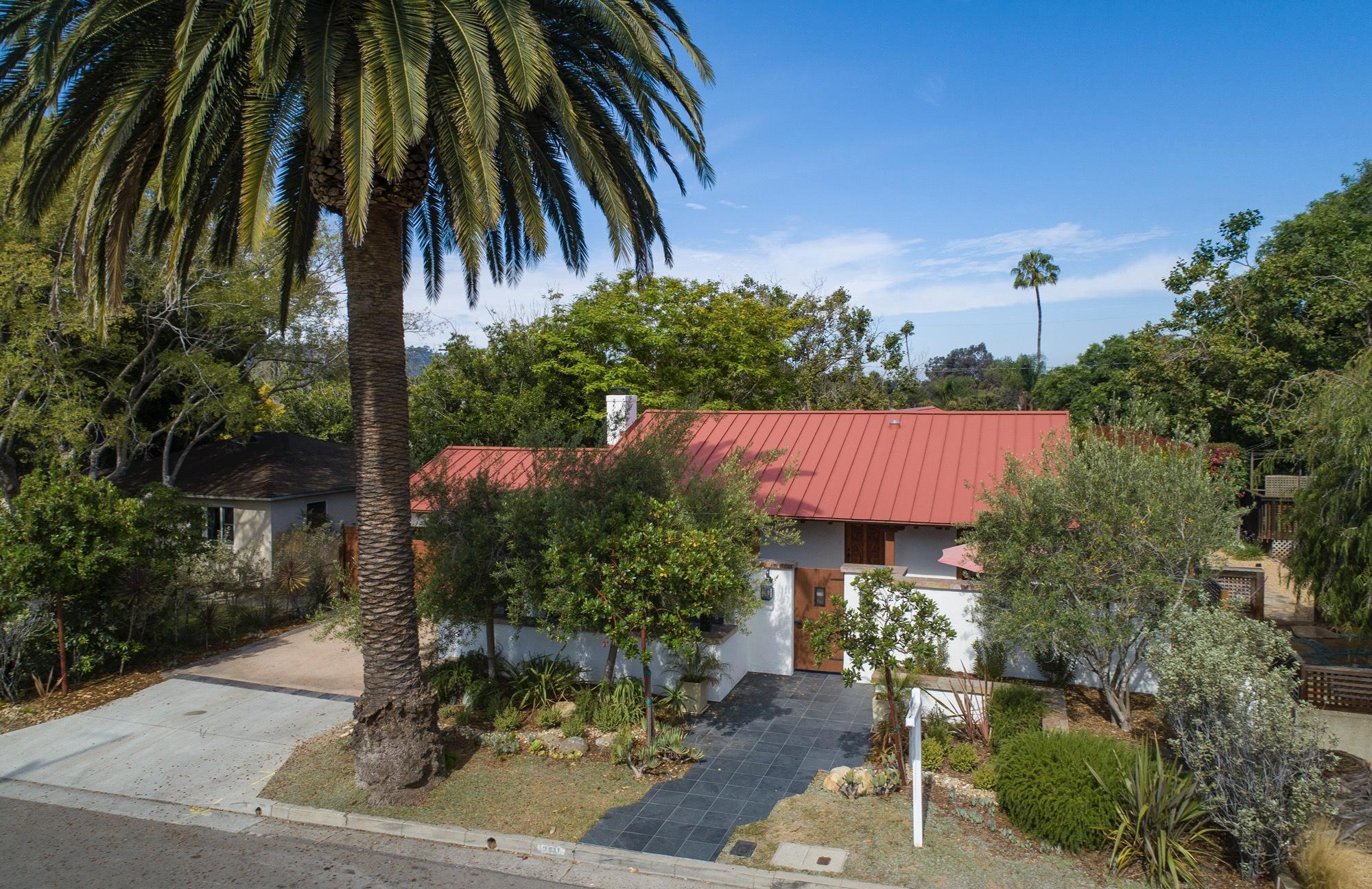 Property photo for 2611 Clinton Terrace Santa Barbara, California 93105 - 18-619
