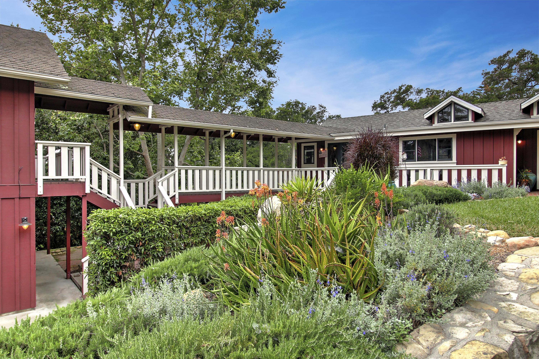2606  Foothill Rd, Santa Barbara, California