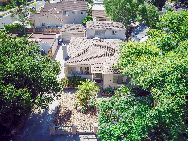 Property photo for 1029 W Valerio St Santa Barbara, California 93101 - 18-2650