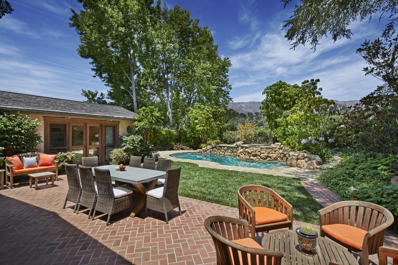1050  Cima Linda Ln, Santa Barbara, California
