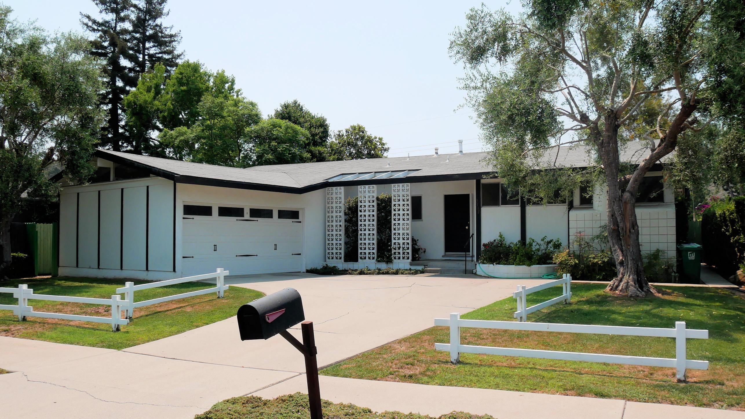 Property photo for 3717 Fortunato Way Santa Barbara, California 93105 - 18-3580
