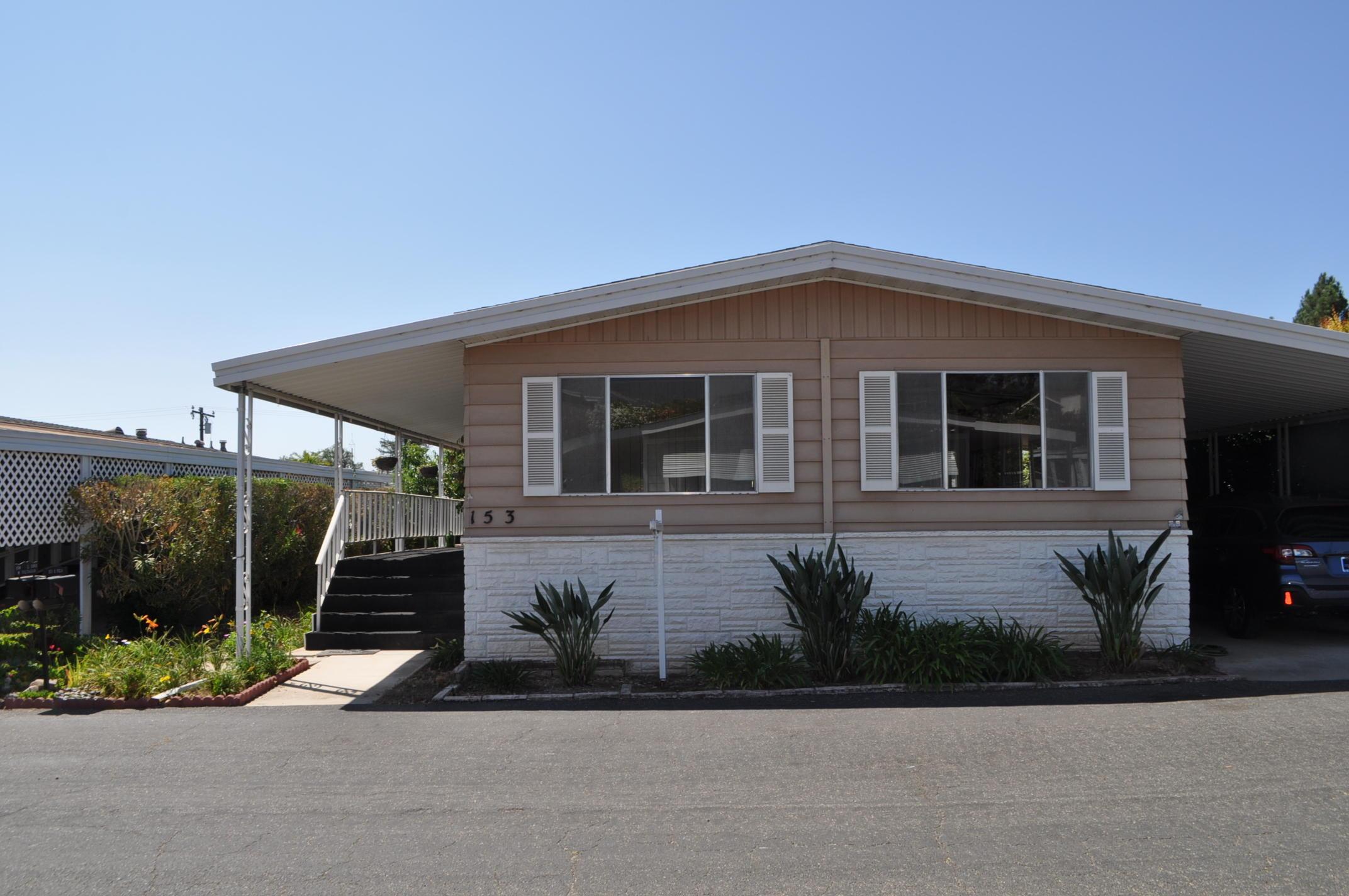 Property photo for 340 Old Mill Rd #153 Santa Barbara, California 93110 - 18-3029