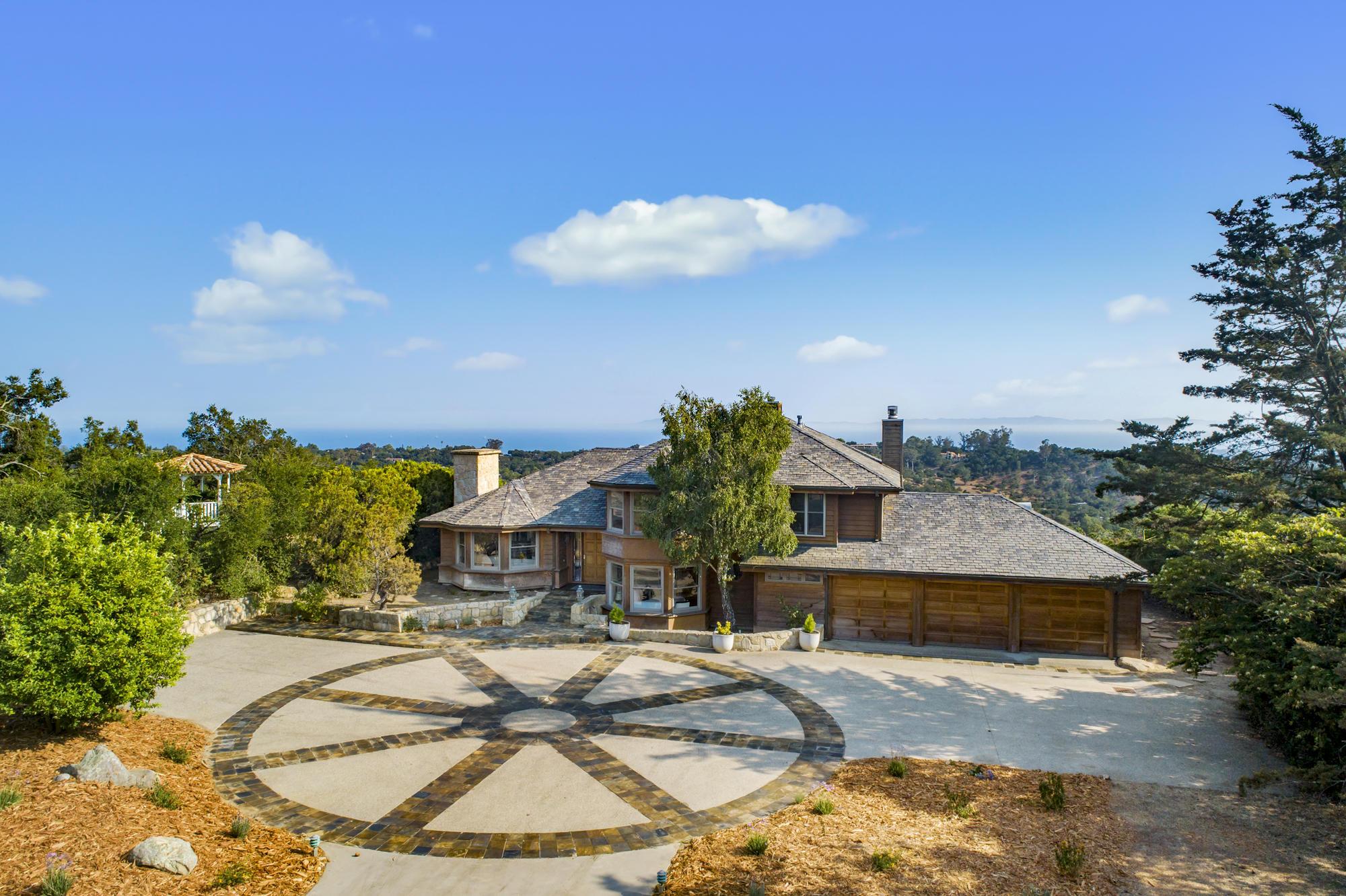 Property photo for 1696 Las Canoas Rd Santa Barbara, California 93105 - 18-3161