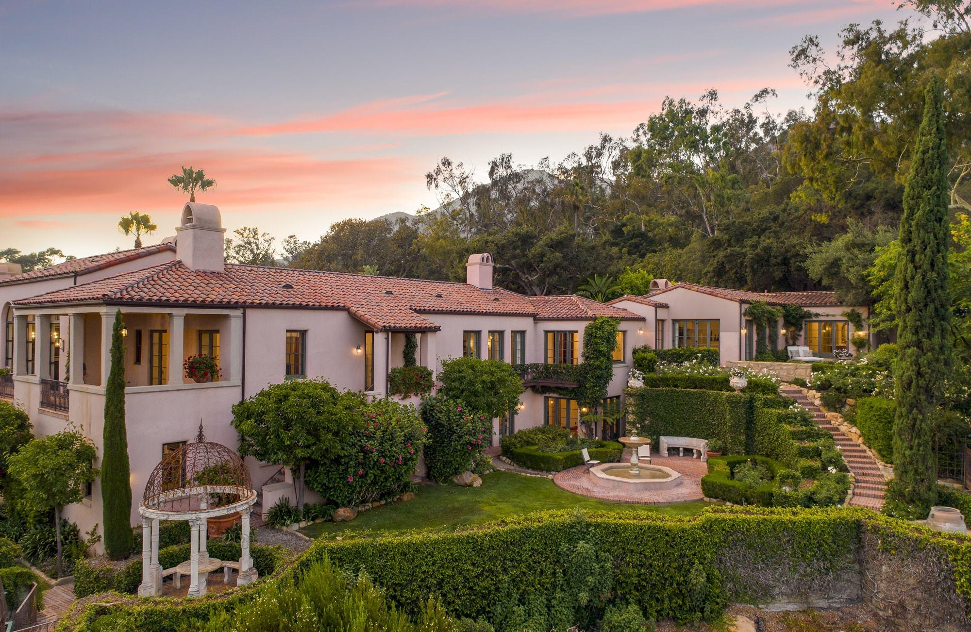 1050  Cold Springs Road, Montecito, California