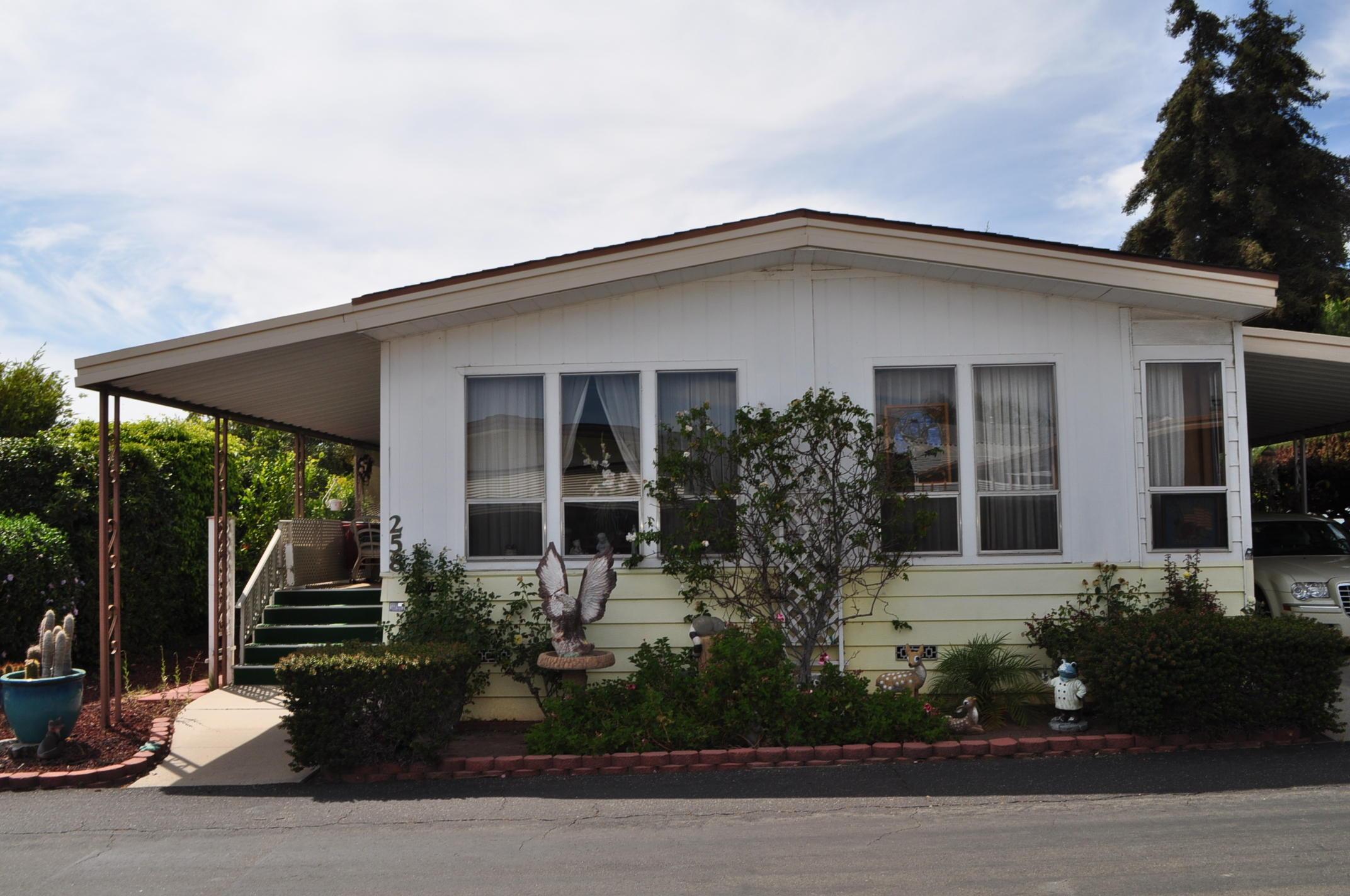 Property photo for 340 Old Mill Rd #258 Santa Barbara, California 93110 - 18-3283