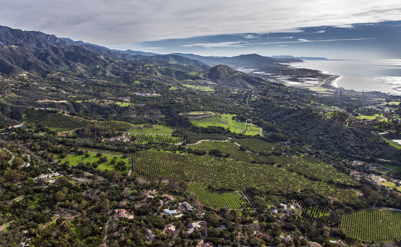 Estate for Sale at 2500 E Valley Road 2500 E Valley Road Santa Barbara, California 93108 United States