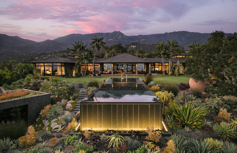 Estate for Sale at 2955 E Valley Road 2955 E Valley Road Santa Barbara, California 93108 United States