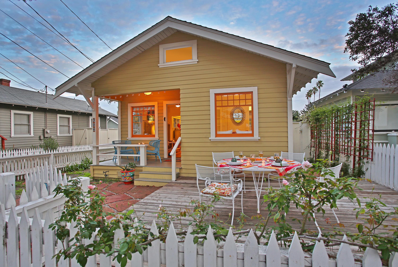 Property photo for 306 E Anapamu St Santa Barbara, California 93101 - 18-3607