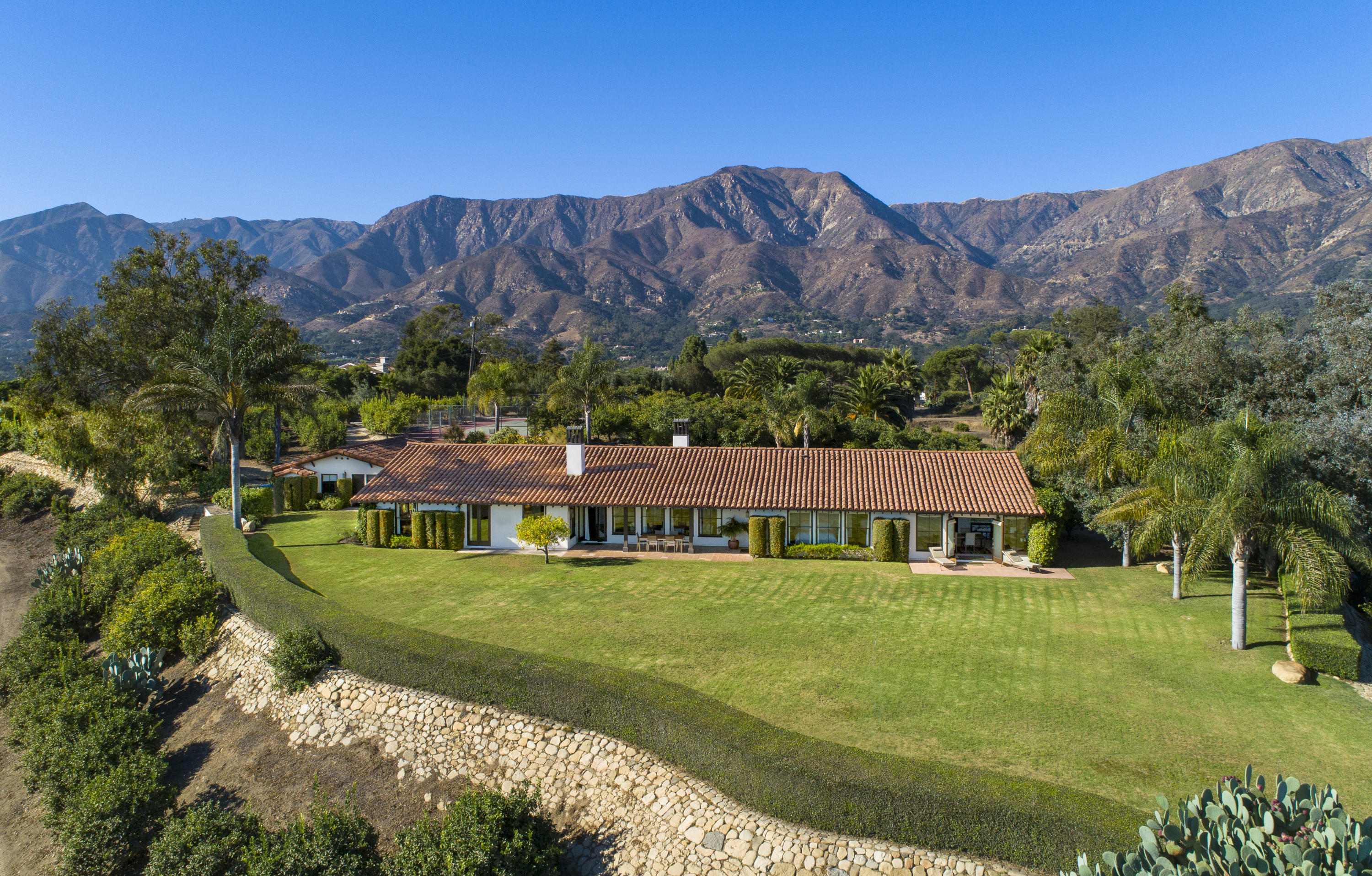 370  Ortega Ridge Rd, Montecito, California 4 Bedroom as one of Homes & Land Real Estate