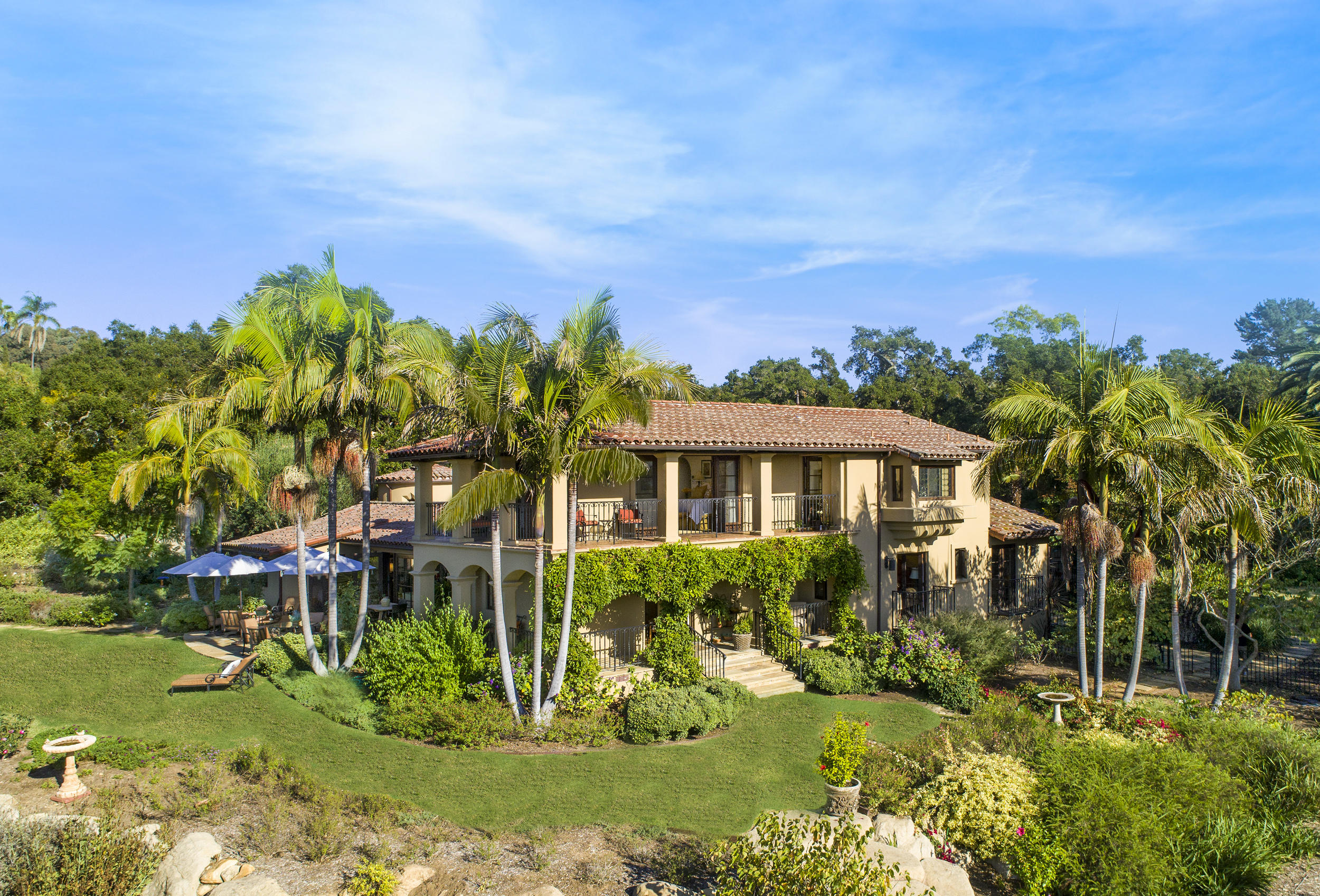 2166  Mission Ridge Rd, Santa Barbara, California