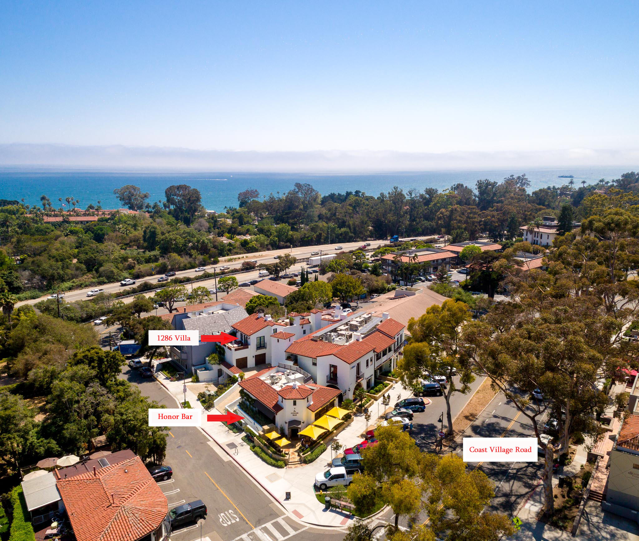 1286  Coast Village Circle, Montecito, California