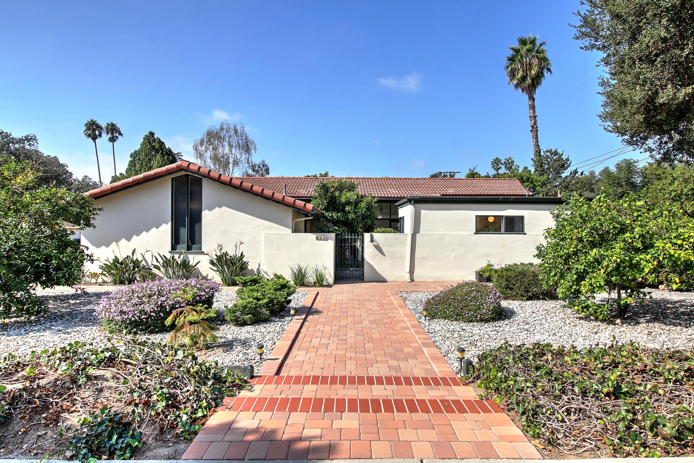 Property photo for 413 N Ontare Rd Santa Barbara, California 93105 - 18-3837