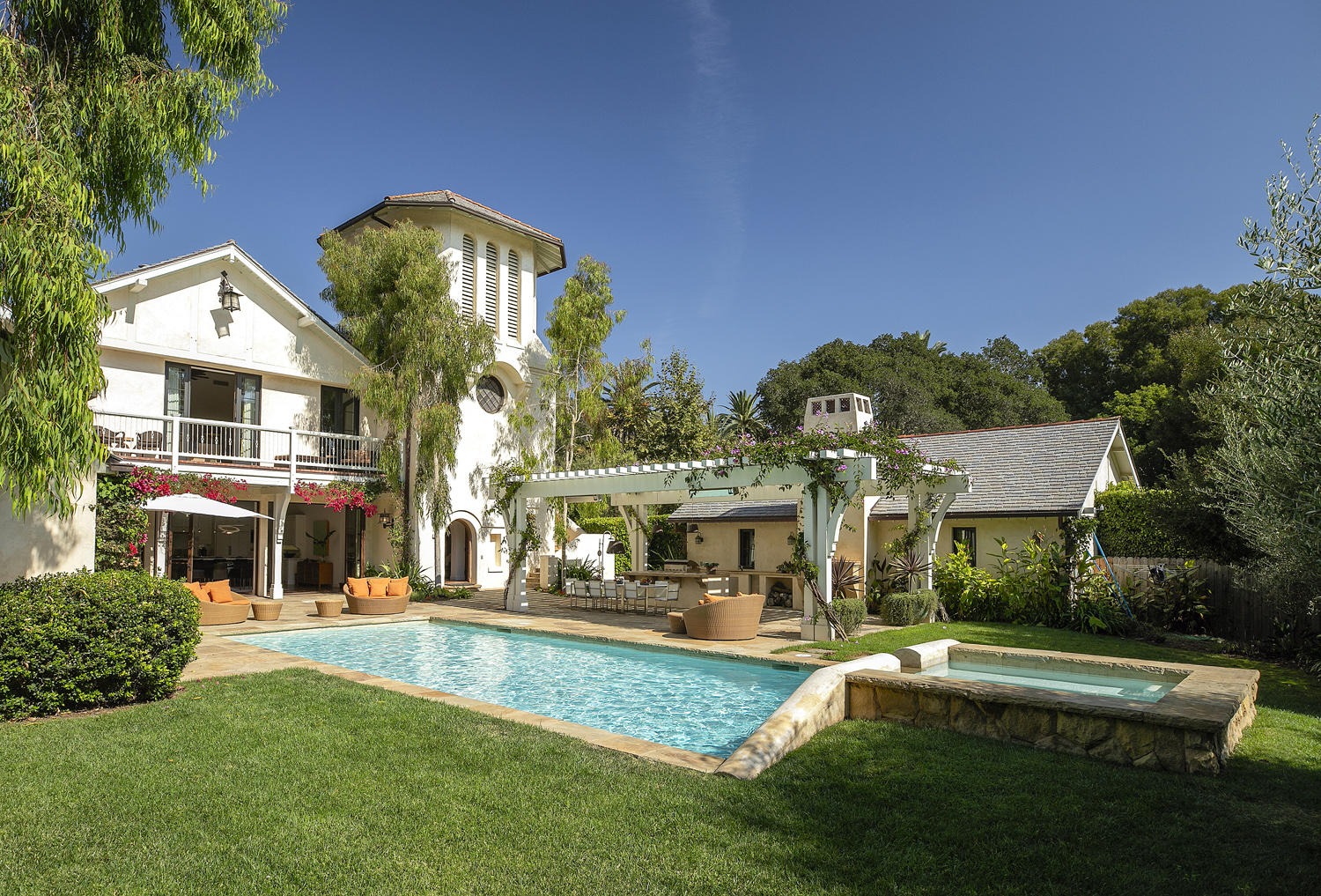 Property photo for 1167 Summit Rd Montecito, California 93108 - 18-3895