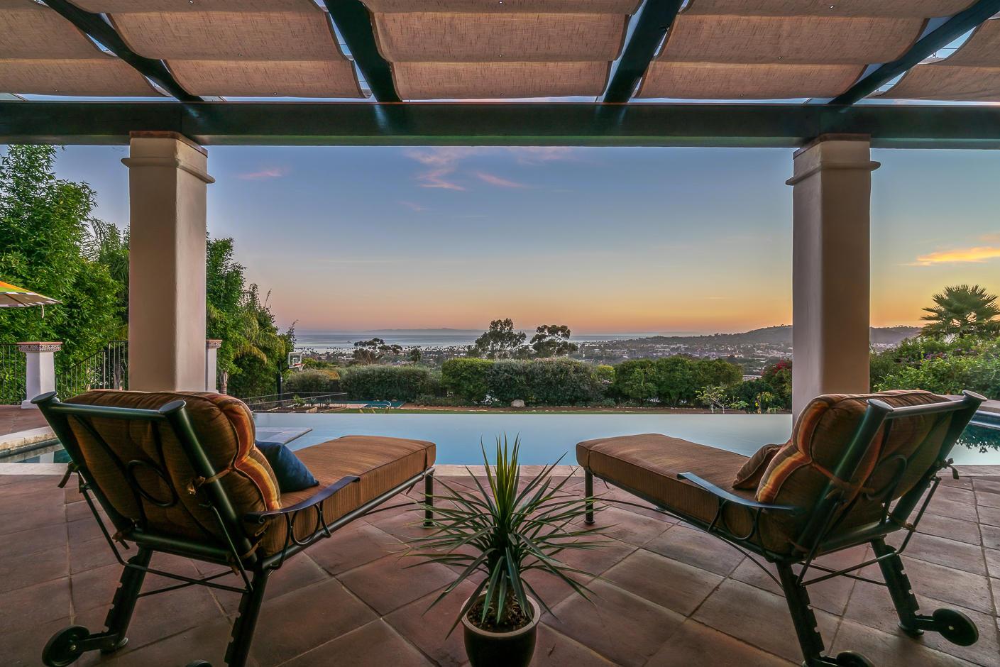 Property photo for 1540 Knoll Circle Dr Santa Barbara, California 93103 - 18-3920