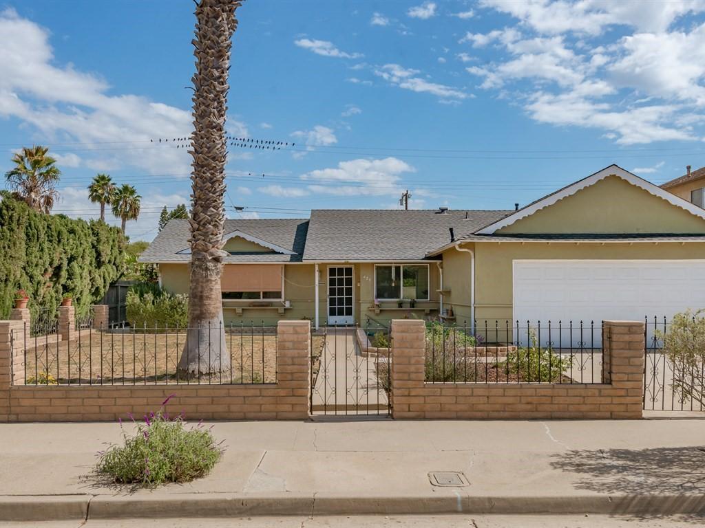 Property photo for 426 Magna Vista St Santa Barbara, California 93110 - 18-3985