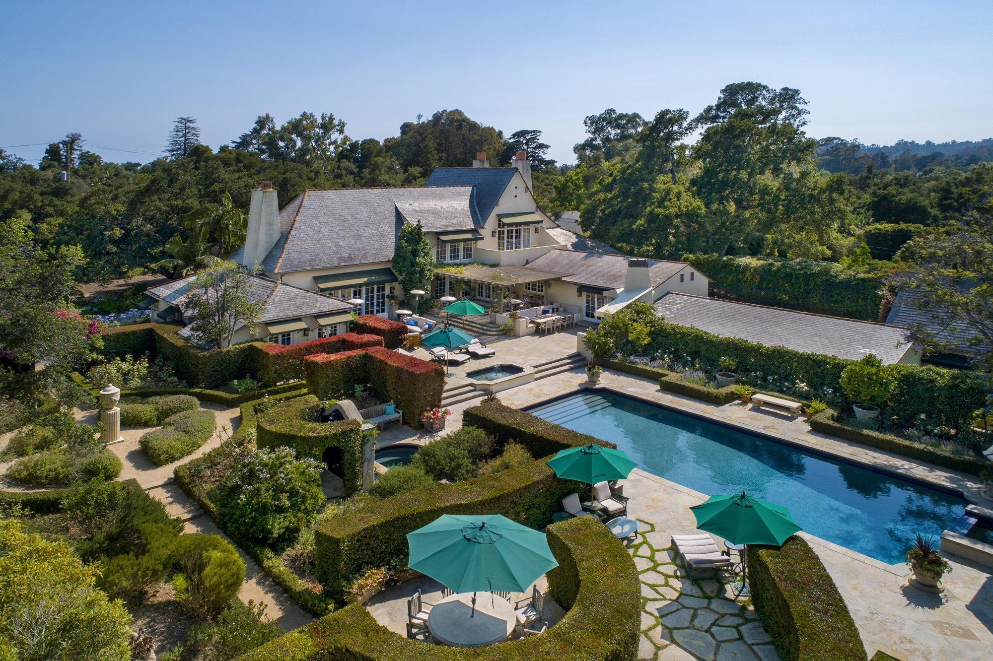 1570 E Valley Road, Montecito in Santa Barbara County, CA 93108 Home for Sale