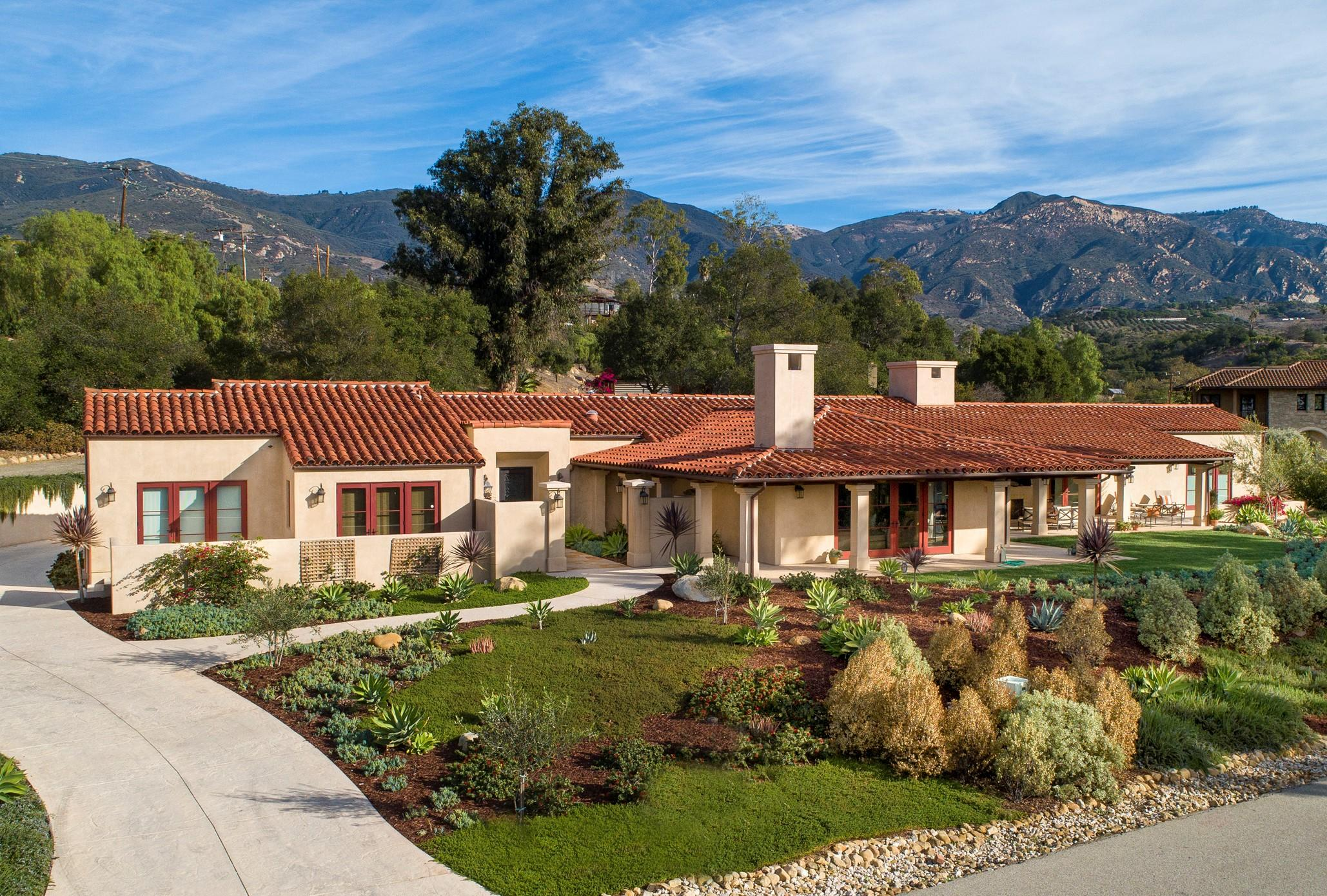 1230  San Antonio Creek Road, Santa Barbara, California
