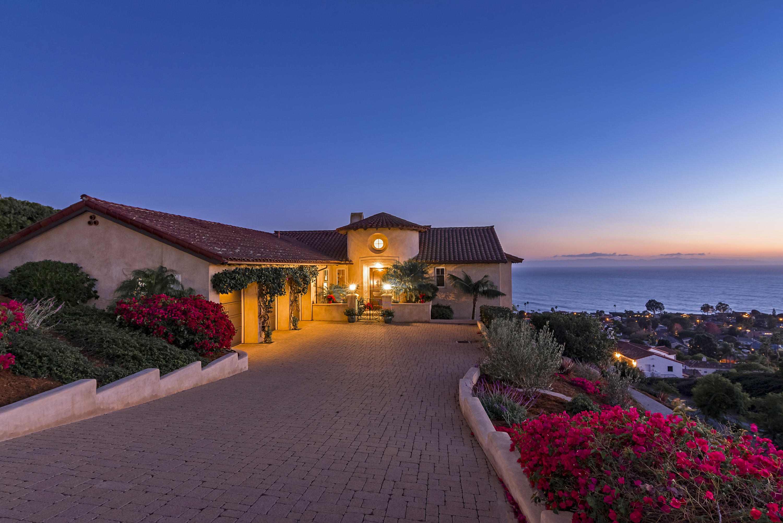 1610  La Vista Del Oceano, Santa Barbara, California