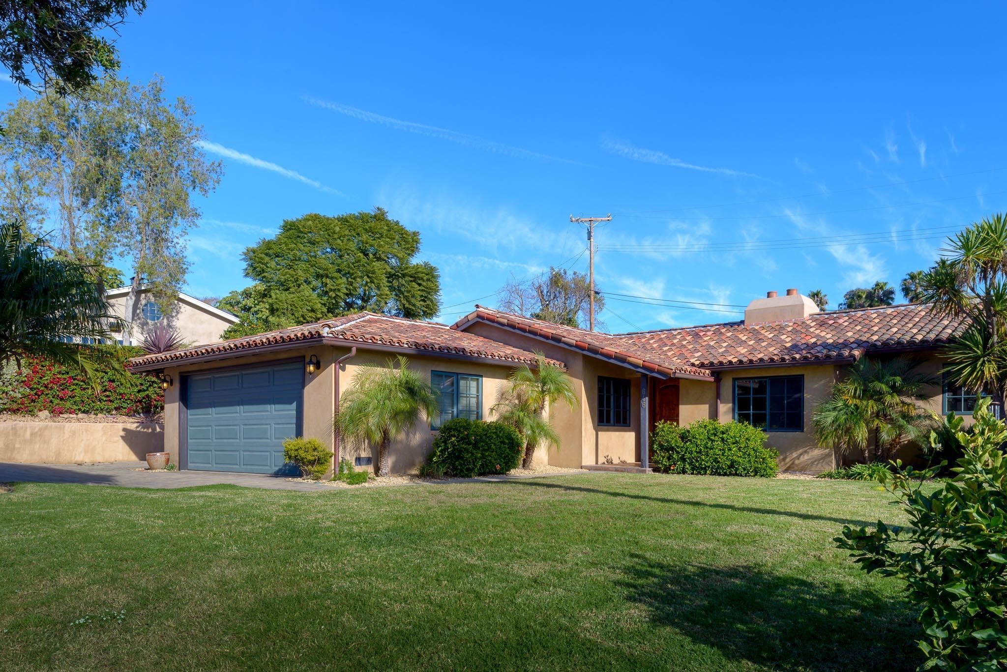 Property photo for 646 Juanita Ave Santa Barbara, California 93109 - 18-4367
