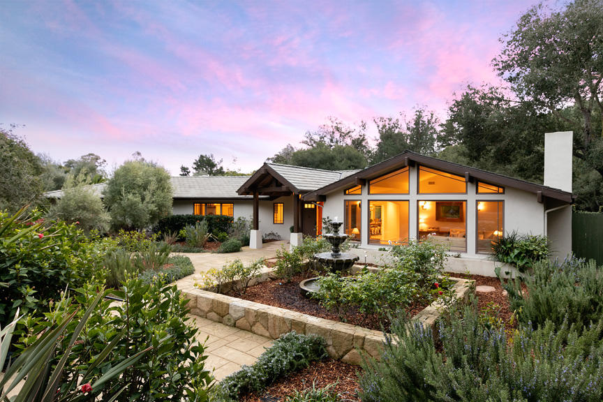 Property photo for 1123 Camino Viejo Rd Santa Barbara, California 93108 - 19-85