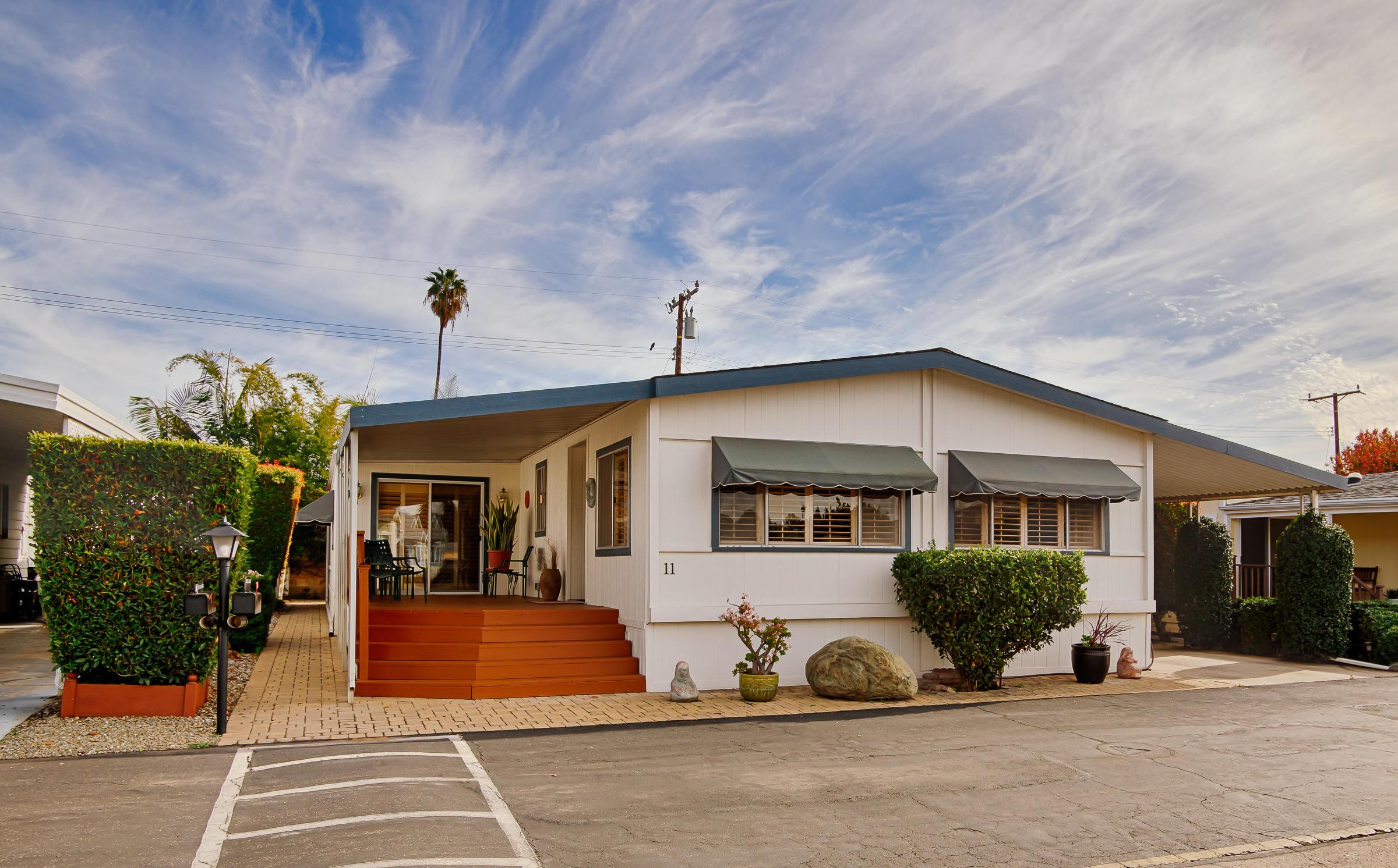 Property photo for 340 Old Mill Rd #Spc 11 Santa Barbara, California 93110 - 19-158