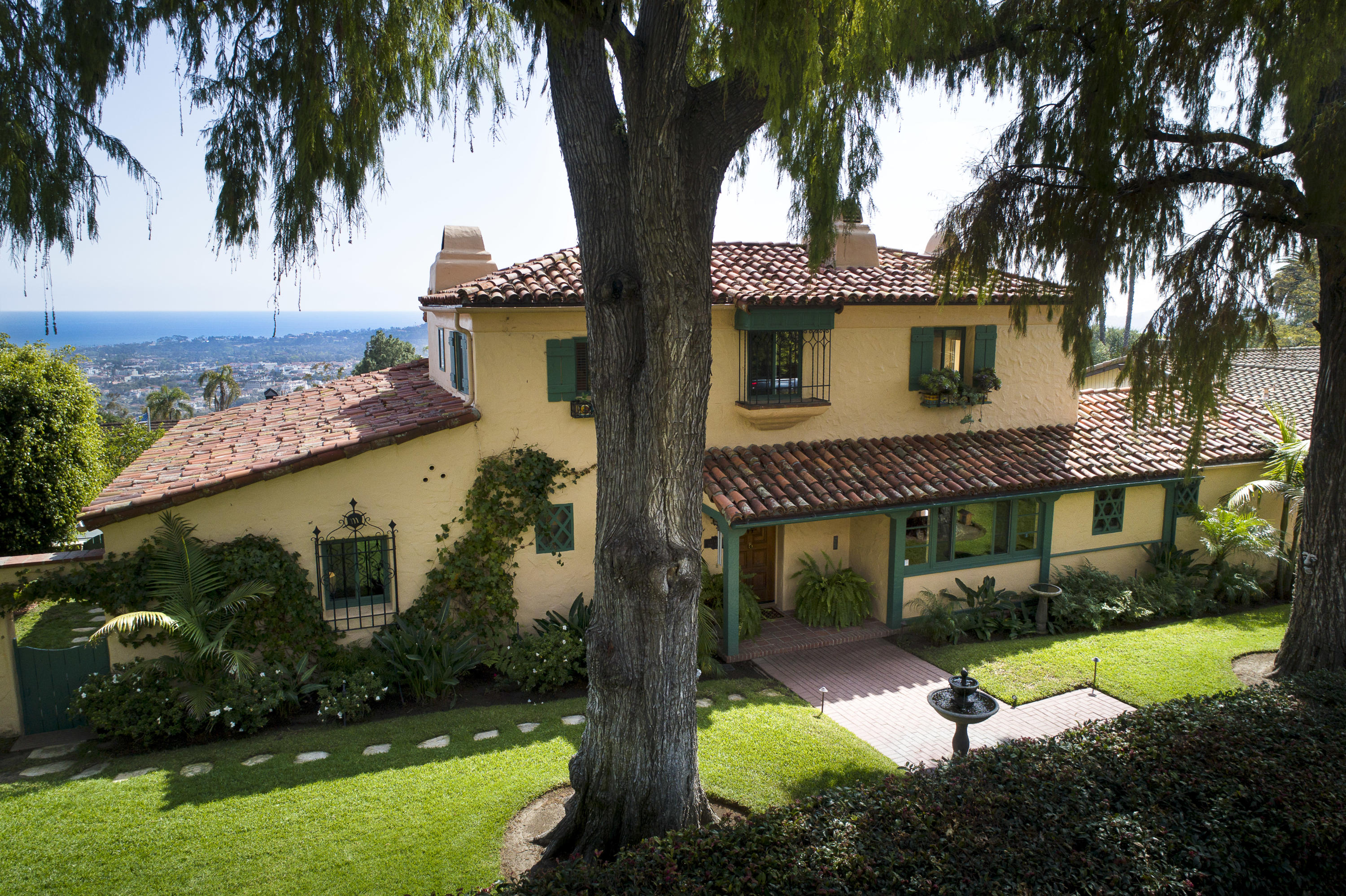1701  Mira Vista Ave, Santa Barbara, California