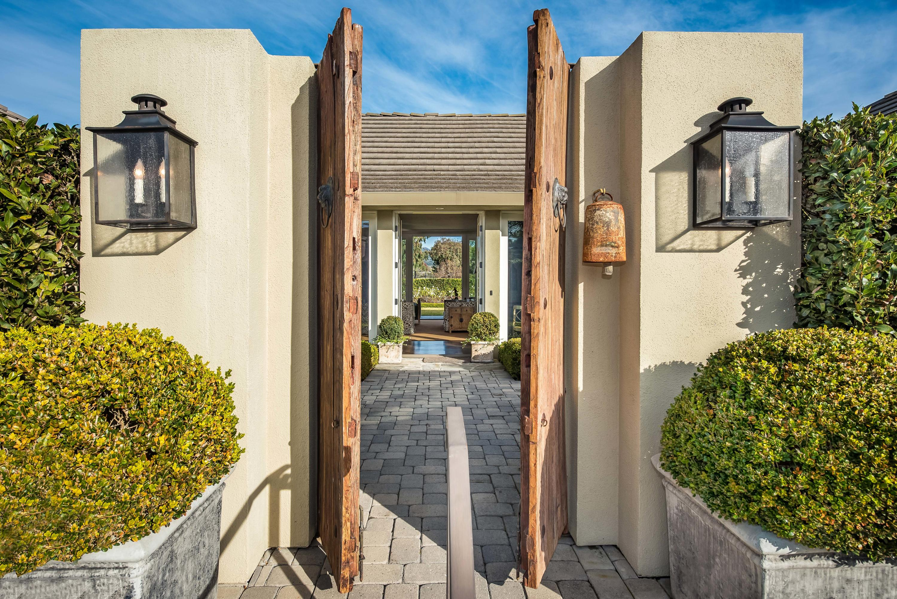 456  Crocker Sperry Dr, Montecito in Santa Barbara County, CA 93108 Home for Sale
