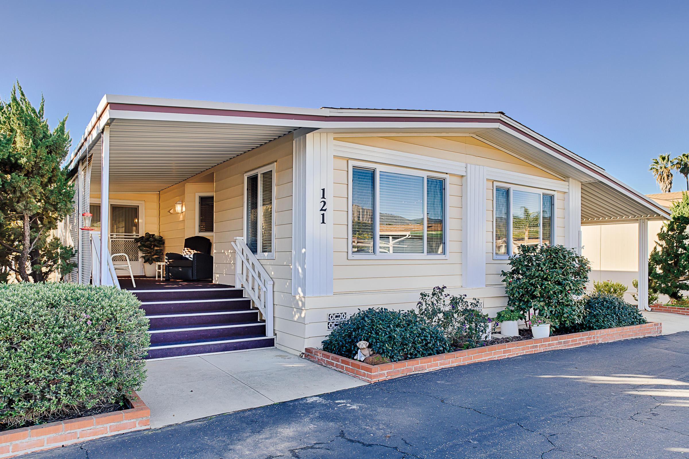 Property photo for 340 Old Mill Rd #Spc 121 Santa Barbara, California 93110 - 19-280