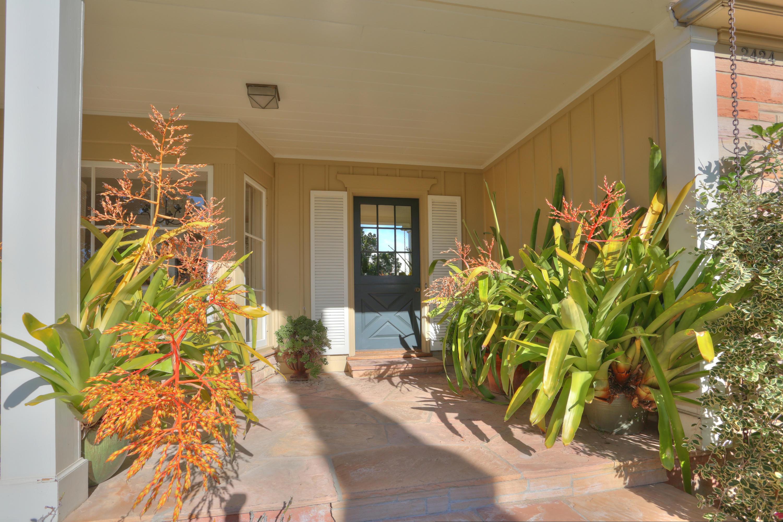 Property photo for 2424 Anacapa St Santa Barbara, California 93105 - 19-290