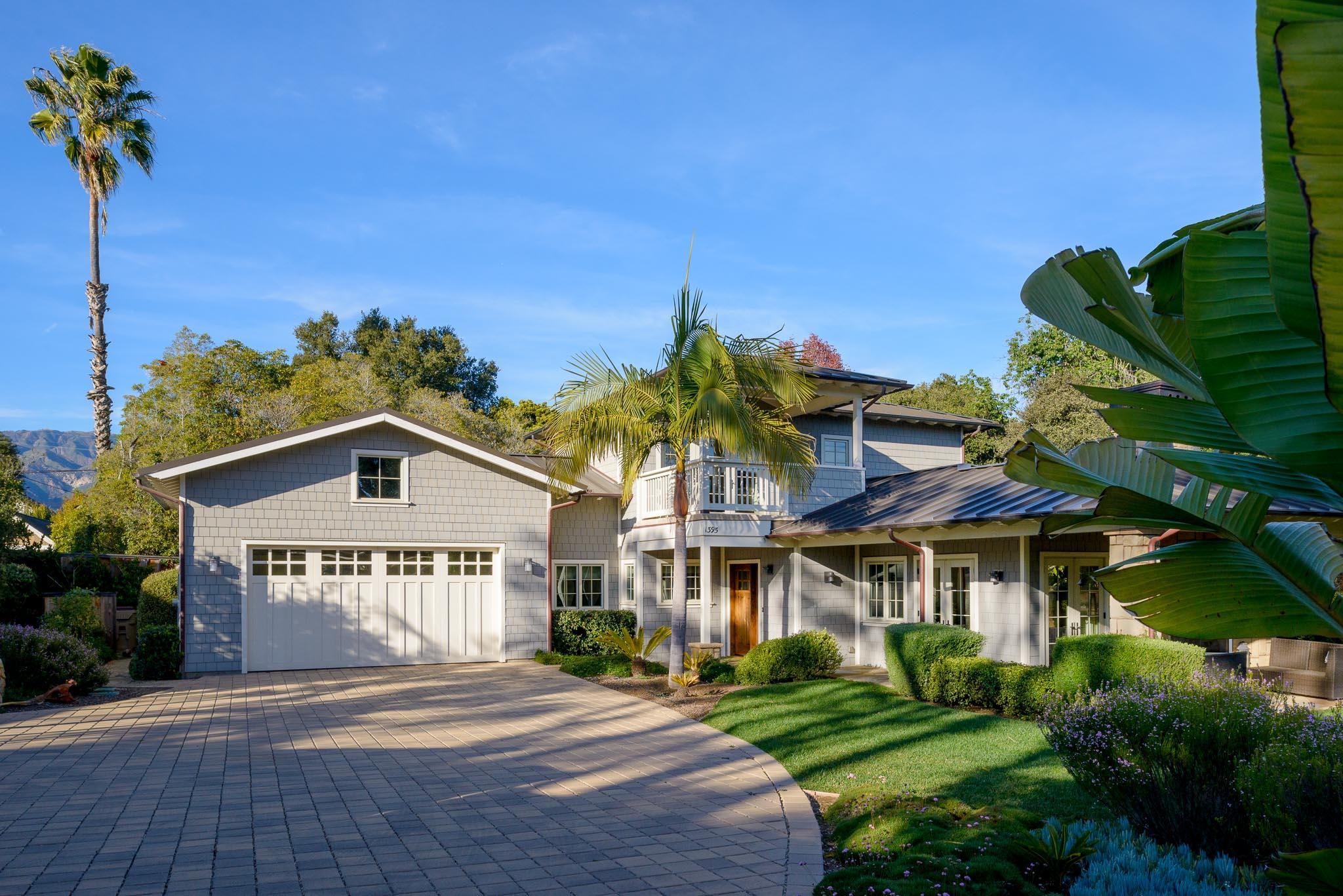 1395  Danielson Rd, Montecito in Santa Barbara County, CA 93108 Home for Sale