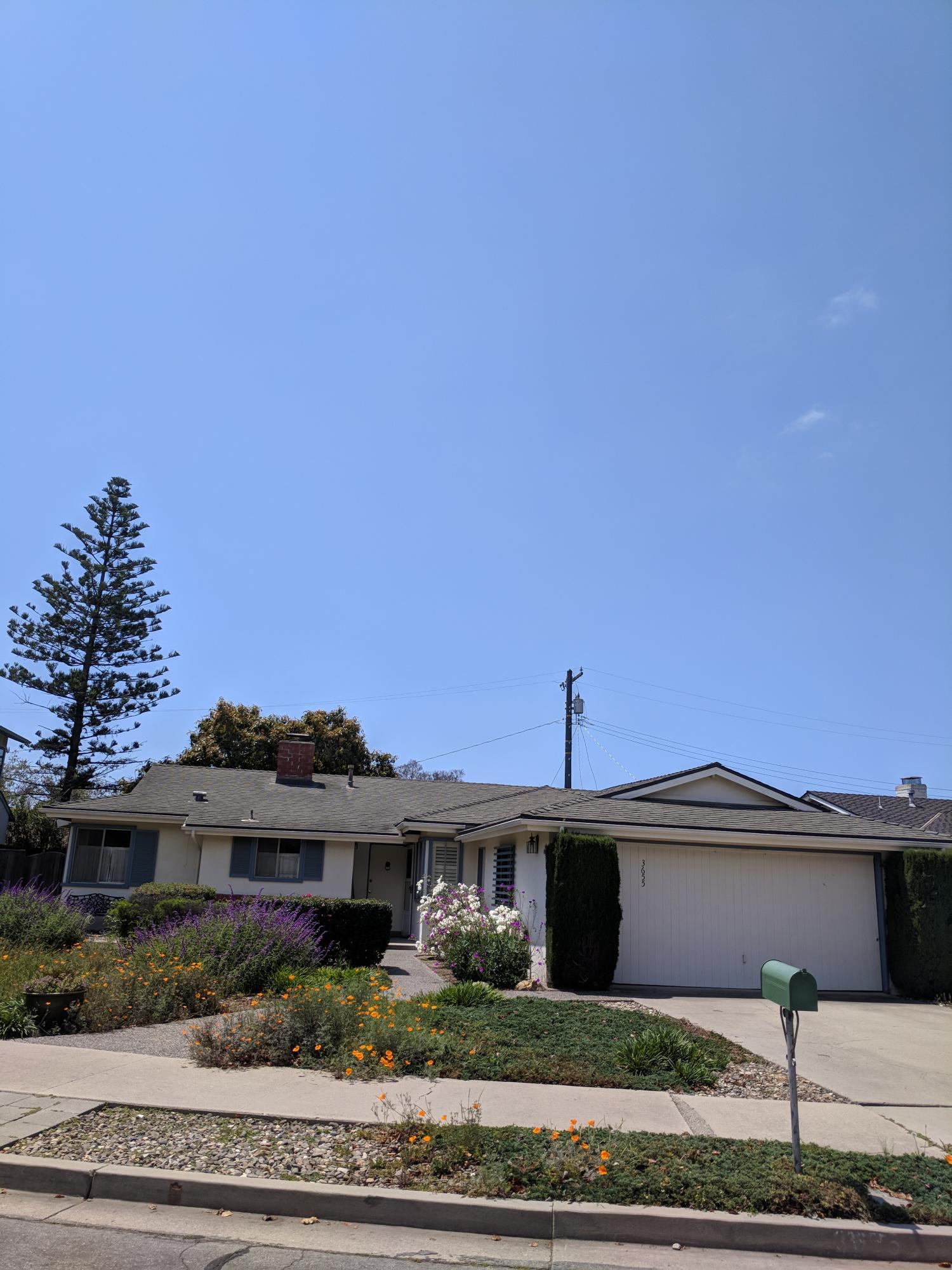 Property photo for 3655 Eileen Way Santa Barbara, California 93105 - RN-15210