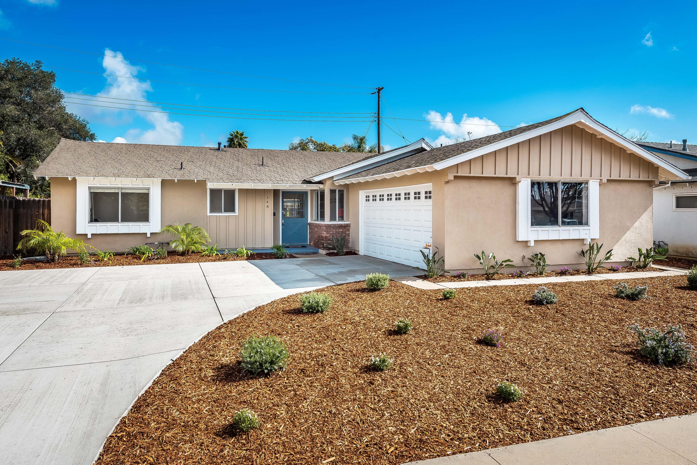 Property photo for 148 San Federico Ave Santa Barbara, California 93111 - 19-407