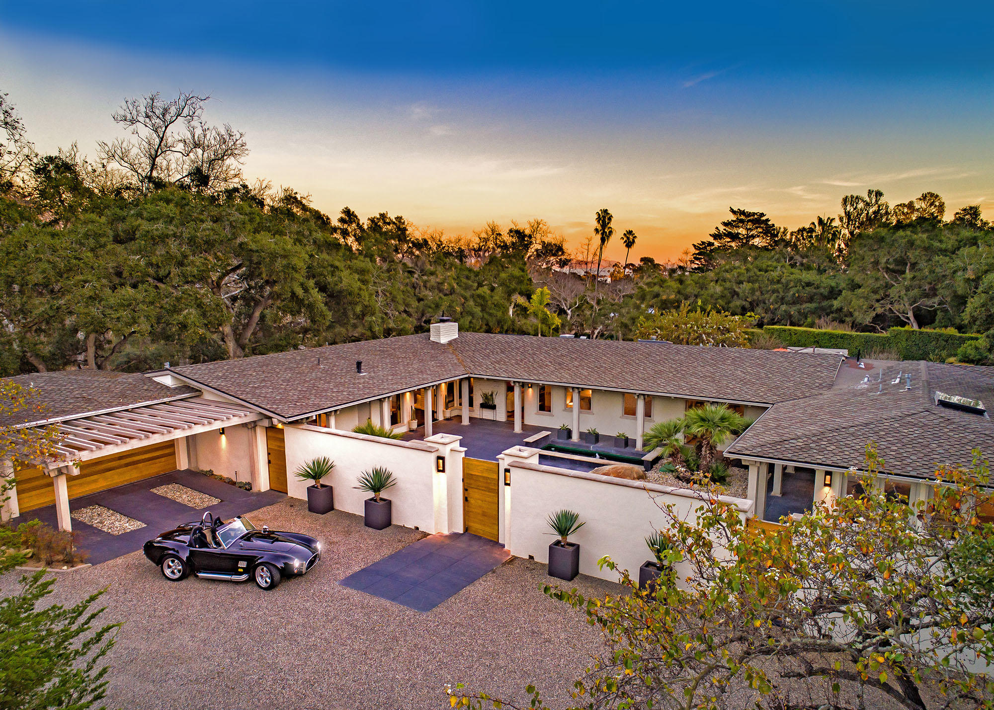 1211 E Valley Rd, Montecito, California