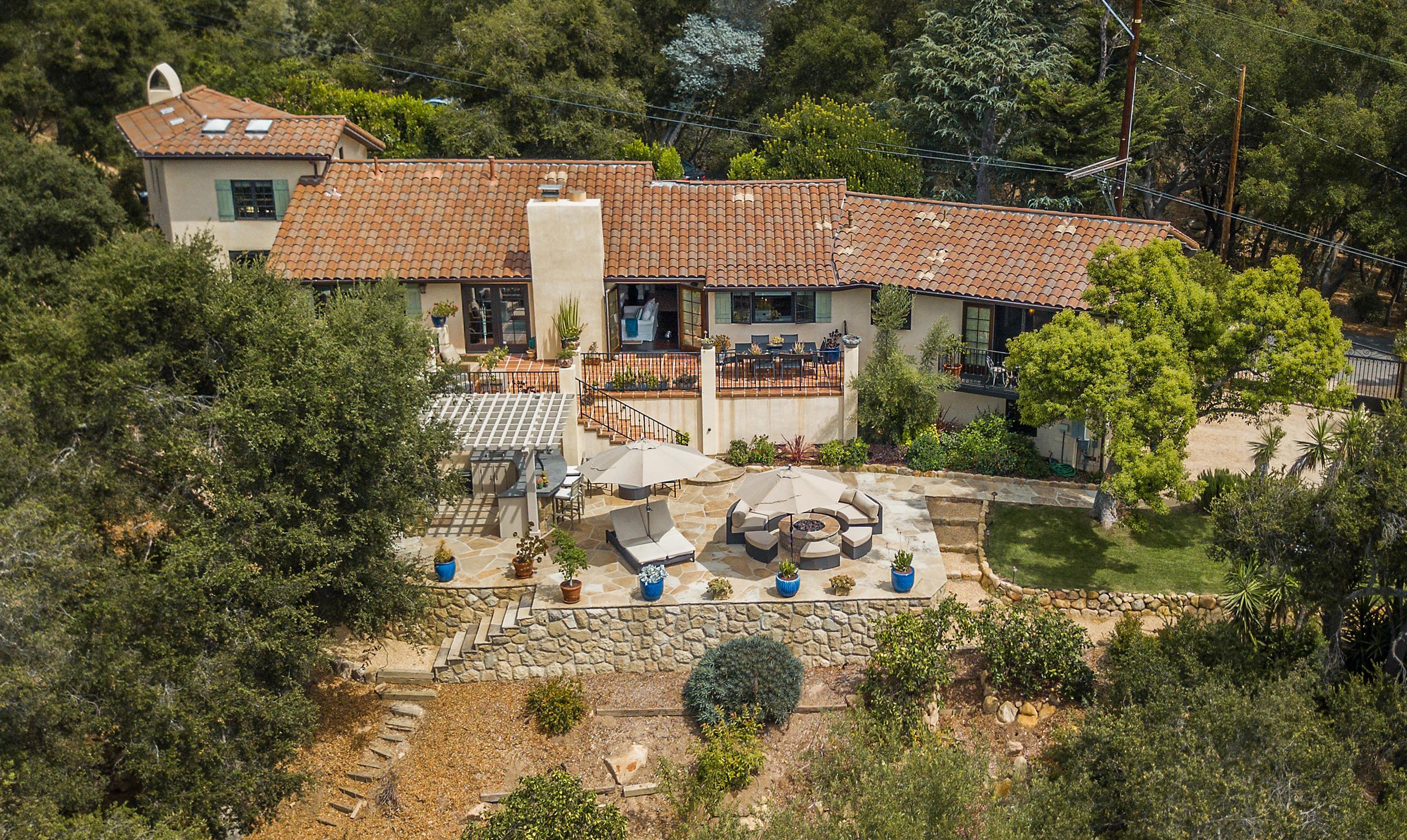 2970  Hidden Valley Ln, Santa Barbara, California