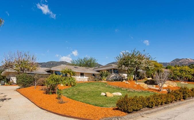 One of Santa Barbara 3 Bedroom Homes for Sale at 4568  Via Clarice