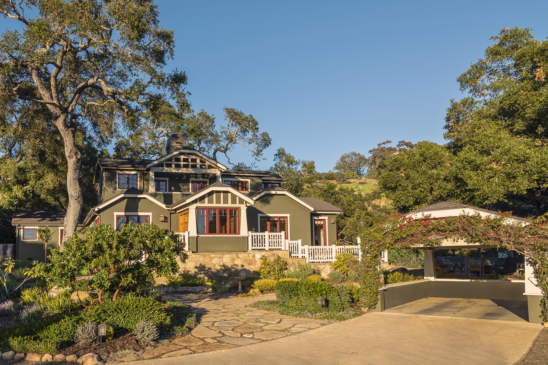 Property photo for 2480 Foothill Rd Santa Barbara, California 93105 - 19-568