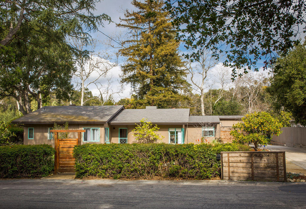 Property photo for 314 Canon Dr Santa Barbara, California 93105 - 19-610