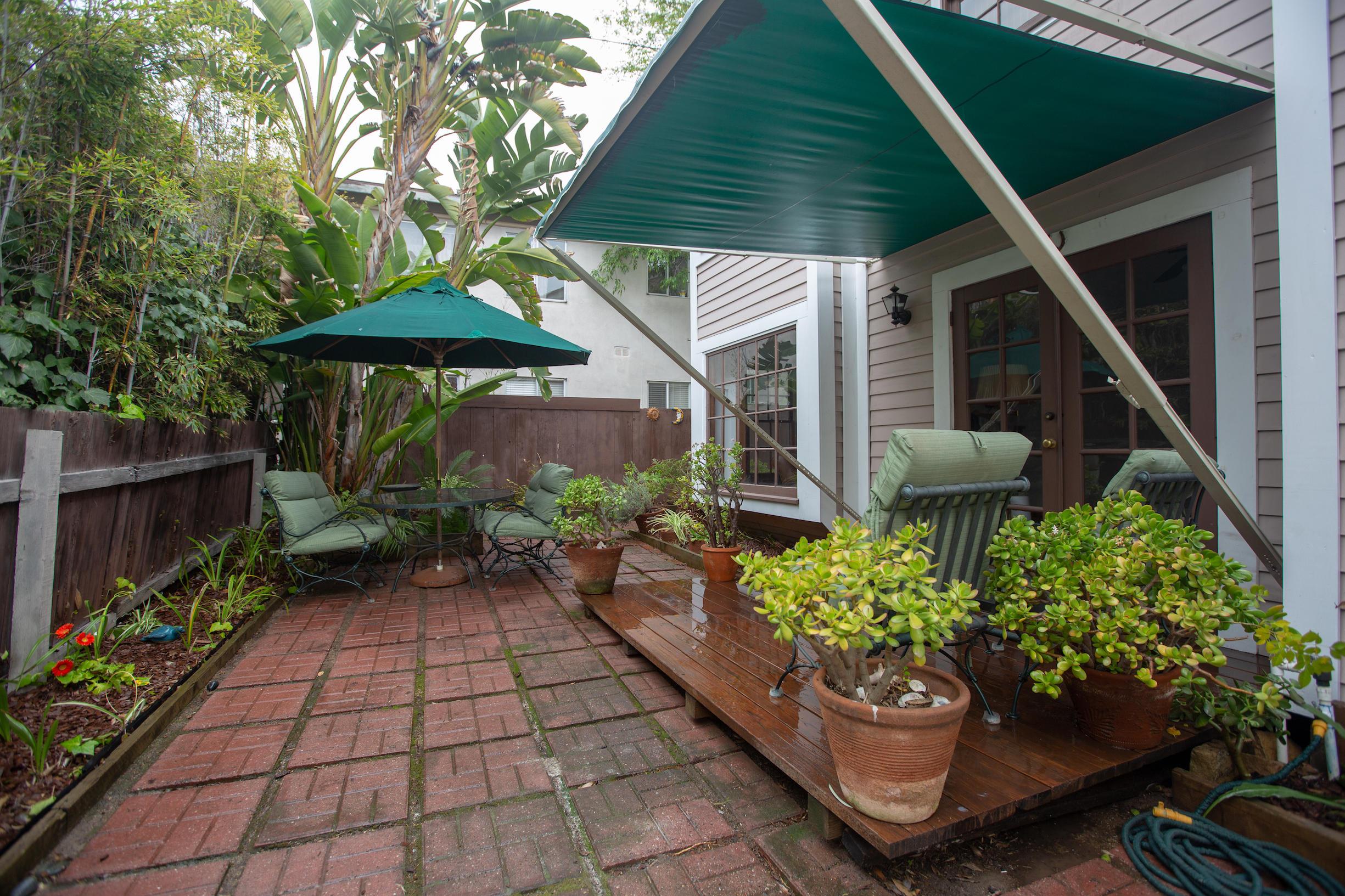 Property photo for 1816 Chapala St #2 Santa Barbara, California 93101 - 19-663
