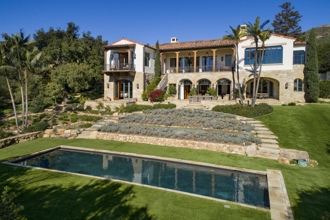 1333 E Mountain Dr - Montecito, California